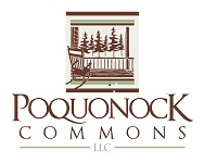 Poquonock Commons Logo