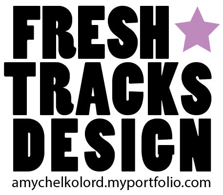 Fresh Tracks Design Logo