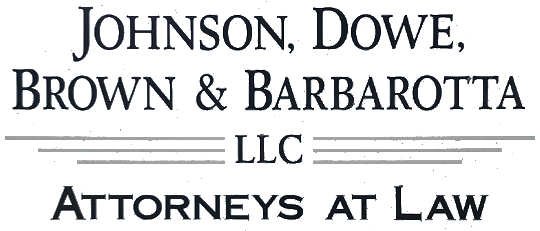 Johnson, Dowe, Brown & Barbarotta LLC Attorneys at Law Logo